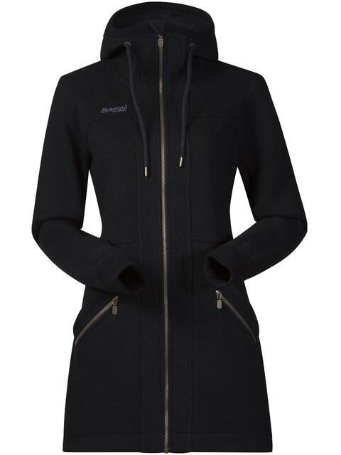 Bergans Myrull Coat Women Black